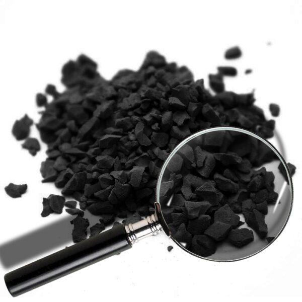 крошка эпдм цвет RAL-9004-Сигнальный чёрный